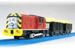 Salty - Tomy Thomas and Friends / Trackmaster