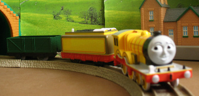 MOLLY -TOMY THOMAS AND FRIENDS / TRACKMASTER