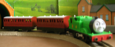 OLIVER -TOMY THOMAS AND FRIENDS / TRACKMASTER