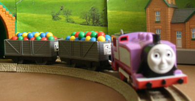 ROSIE -TOMY THOMAS AND FRIENDS / TRACKMASTER