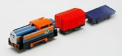 DEN - TRACKMASTER/FISHER PRICE