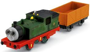 WHIFF - TRACKMASTER/FISHER PRICE