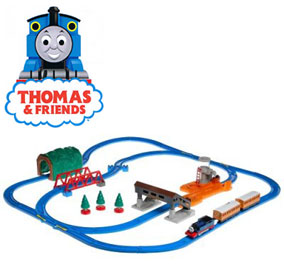 THOMAS WATER TOWER STEAM SET