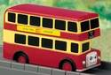 Bulgy the Bus - Red - Tomy Thomas and Friends / Trackmaster
