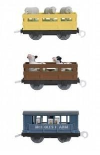 FARMER McCOLL'S TRUCKS AND TRACK PACK
