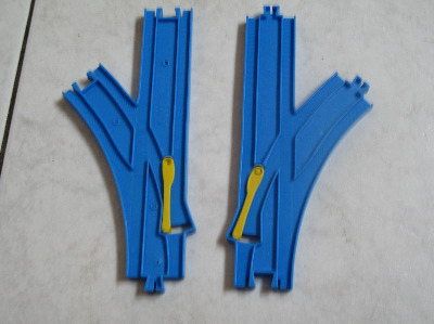 TURN OUT RAILS - SWITCHES
