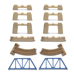 BRIDGE EXPANSION TRACK PACK