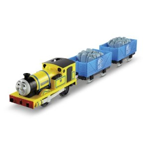RHENEAS' NEW COAT OF PAINT - TRACKMASTER/FISHER PRICE