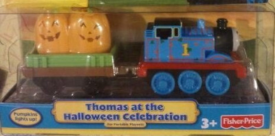 THOMAS AND HALLOWEEN