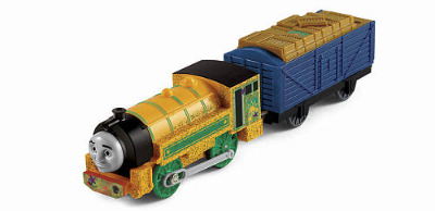 VICTOR'S BIG SPLASH TALKING - TRACKMASTER/FISHER PRICE