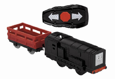 DIESEL - REMOTE CONTROL - TRACKMASTER/FISHER PRICE