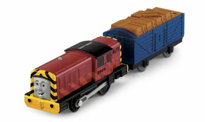 SALTY TALKING  - TRACKMASTER/FISHER PRICE