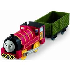 VICTOR - TRACKMASTER/FISHER PRICE
