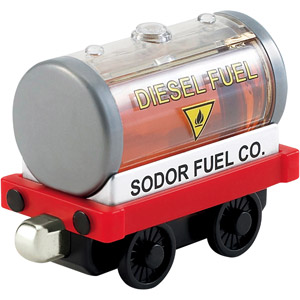 DIESEL FUEL TANKER - TAKE N PLAY