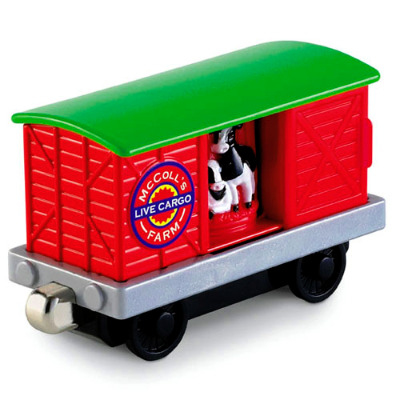 FARM ANIMAL CAR - TAKE N PLAY