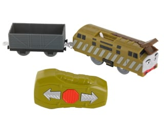 DIESEL 10 - REMOTE CONTROL - TRACKMASTER/FISHER PRICE