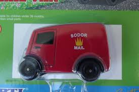 Sodor Mail Van - Ertl