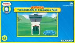 Tidmouth Sheds expansion set