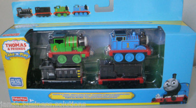 Steamies vs Diesels Gift Set - Take n Play