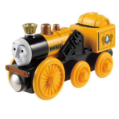 Stephen - Wooden Railway