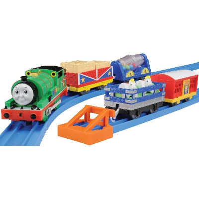 Percy's Circus Freight Set
