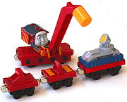ROCKY's SEARCH AND RESCUE  - TAKE N PLAY