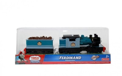 FERDINAND - TRACKMASTER/FISHER PRICE