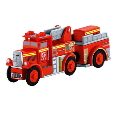 Flynn the Firetruck - Thomas Wooden