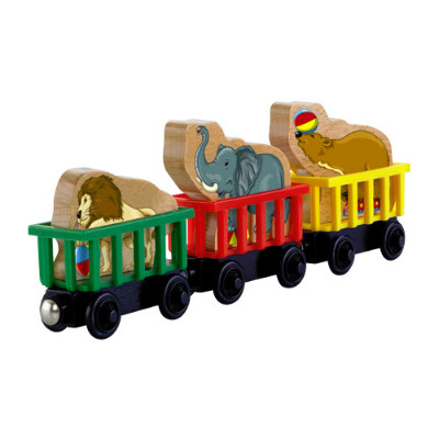Circus Train - Thomas Wooden