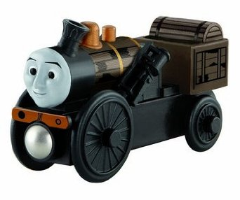 Stephen Comes to Sodor - Thomas Wooden
