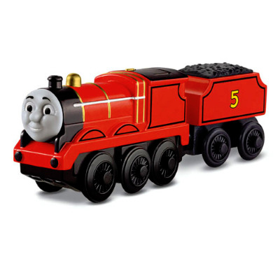 James - Battery Operated Thomas Wooden