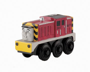 Salty - Battery Operated Thomas Wooden