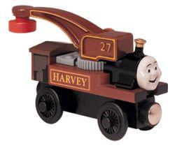 Harvey - Thomas Wooden