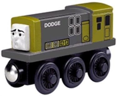 Dodge - Thomas Wooden