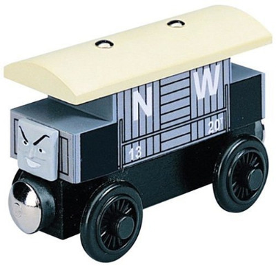 Disrespectful Brakevan - Thomas Wooden