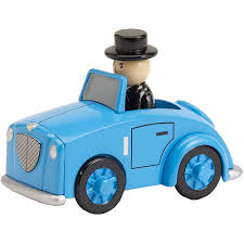 Sir Topham Hatt's Car - Thomas Wooden