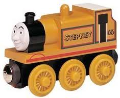 Stepney - Thomas Wooden