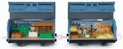 See Inside Horse Show Cars - Trackmaster
