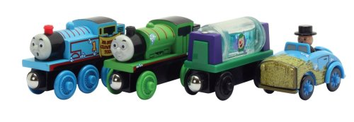 Slippy Sodor Gift Set - Thomas Wooden