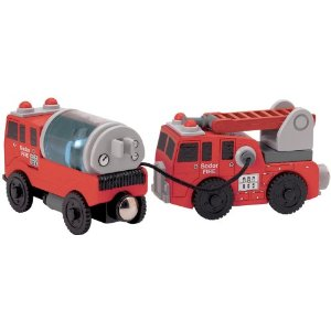 Sodor Fire Crew - Thomas Wooden