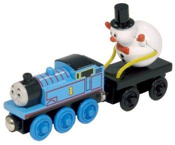 Thomas and the Snowman - Thomas Wooden