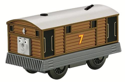 Toby - Battery Operated - Thomas Wooden