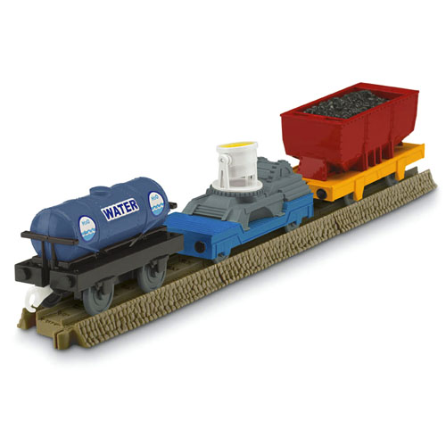 Sodor Search and Rescue Trucks - Trackmaster