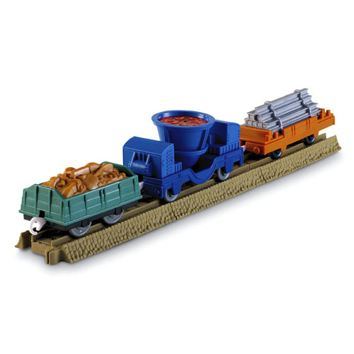 Smelters Yard Trucks - Trackmaster