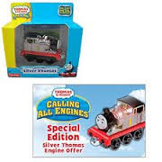 Thomas - Silver 2013 Special Edition - Take N Play