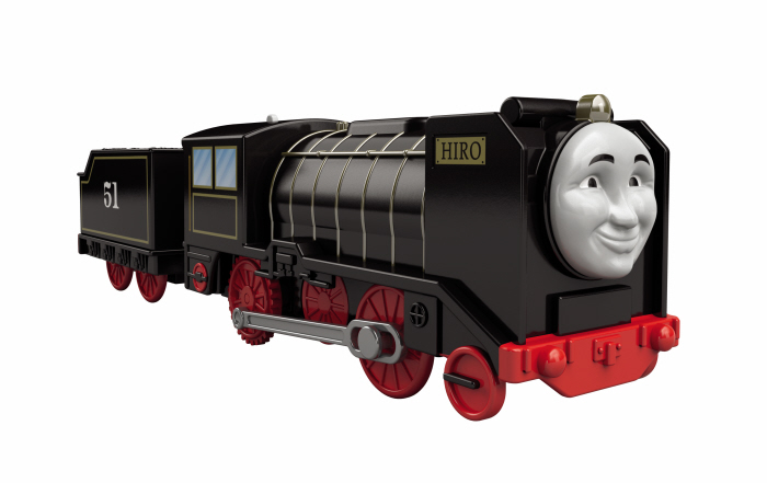 Hiro - Trackmaster Revolution