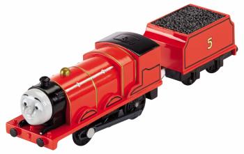 James - Trackmaster Revolution
