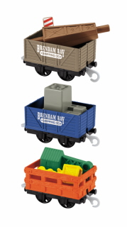 Dockside Delivery Crane and Trucks - Trackmaster Revolution