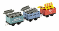 Rail Repair Cargo and Trucks - Trackmaster Revolution