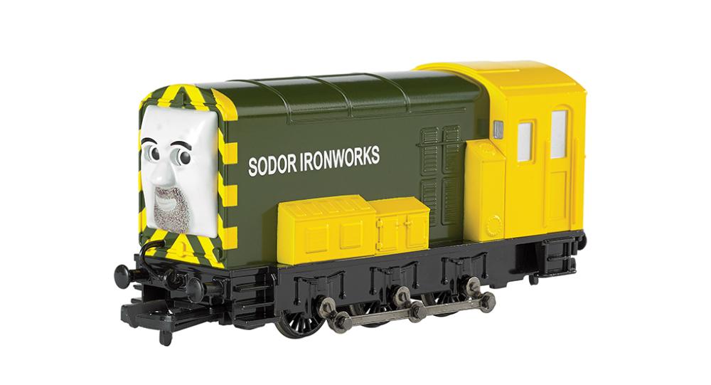 Iron Bert - Bachmann - Stock in transit